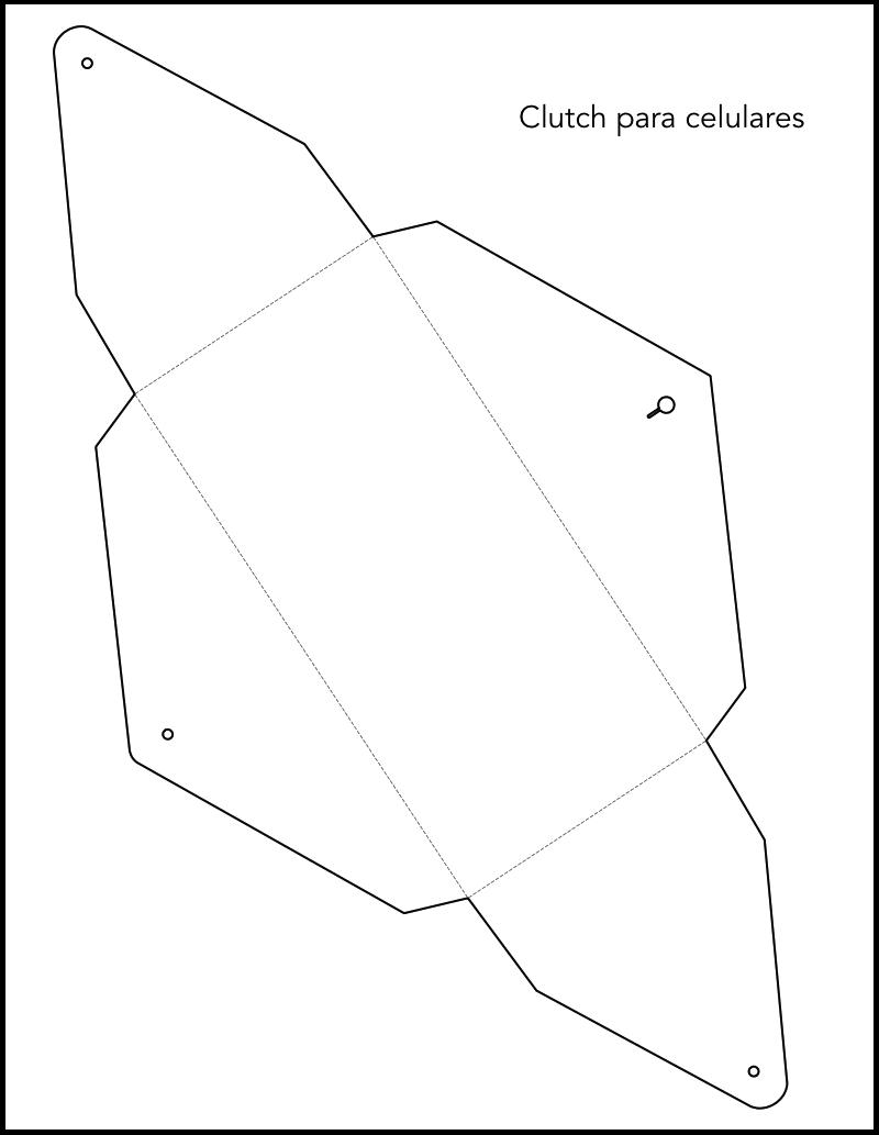 Bolsa De Ombro Preta Gwendolyn B Kipling : Molde bolsa couro corte e costura de praia