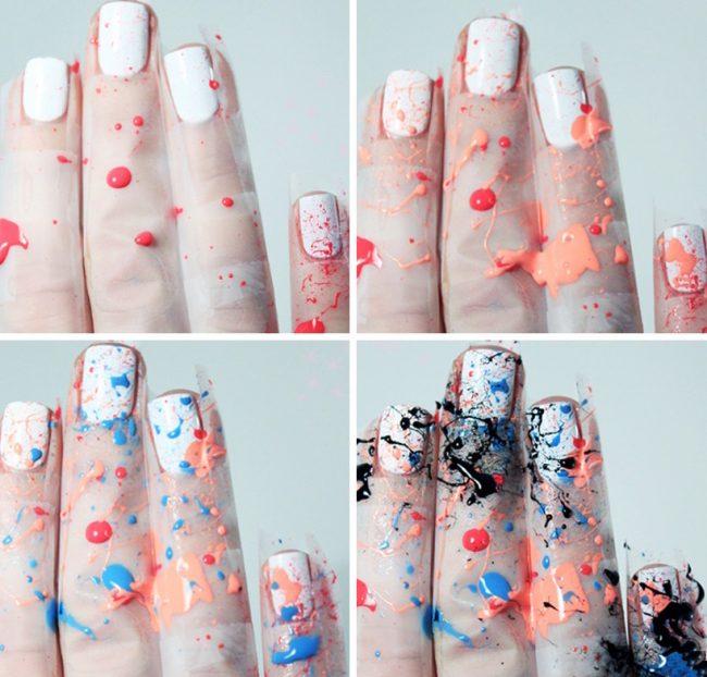 um-doce-dia-nail-art-respingos-abstratos-04