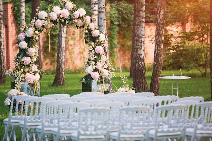 Casamento Dos Sonhos Um Doce Dia