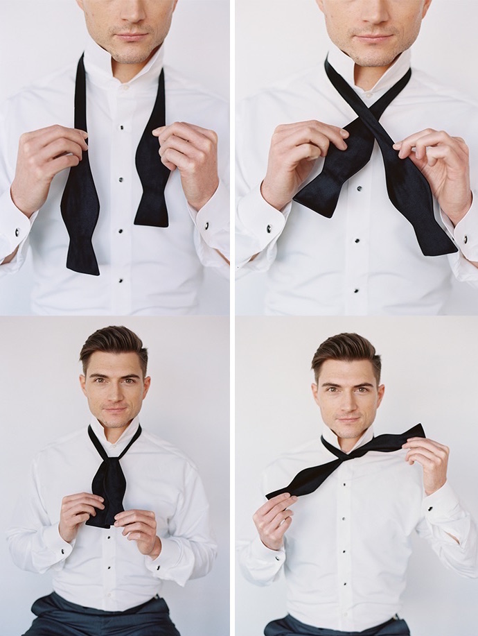 Resultado de imagem para gravata com instruções nó